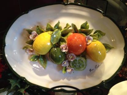 Eva Gordon Oval Platter