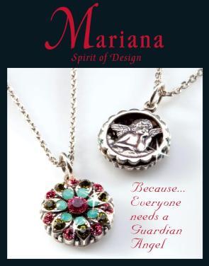 Mariana Angel Pendant