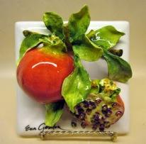 Pomegranates one and a Half