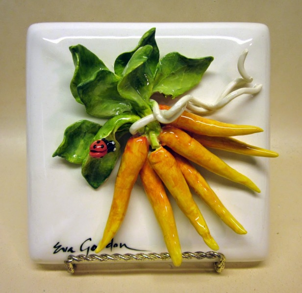 tile-vegetables-carrots-with-ladybug